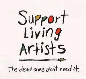 support artists_n